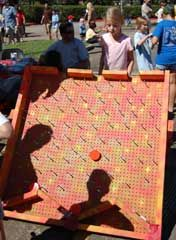 Lots of homemade carnival games ideas