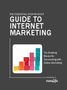 Whether you're just getting started with internet marketing or you want to brush up on the basics, this essential guide will take you through setup and implementation of a successful internet marketing strategy, step by step.