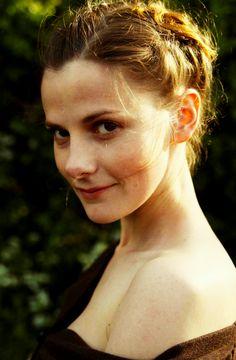 Louise Brealey aka Molly from Sherlock
