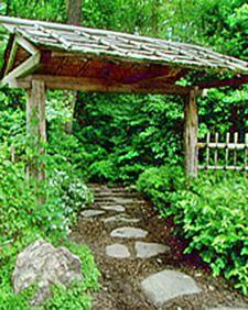 Japanese shade garden plants