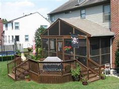 Screened-in Porches, Screen Porch Construction