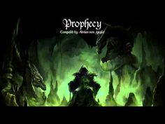 Beautiful Celtic Music - Prophecy, by Adrian von Ziegler.