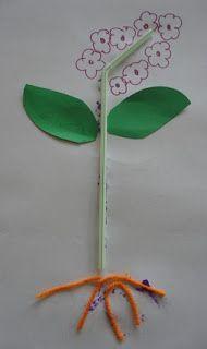 preschool flower activities, plants and flowers crafts, preschool plant craft, animal preschool, bean plant experiment, plant crafts, preschool plant activities, craft ideas, kid crafts