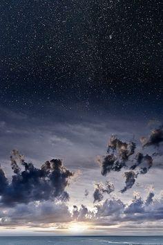 Above the Horizon, Nathan Spotts
