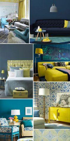 red2 Vintage Trendy Tips for Decoration    A Big Splash of Colour