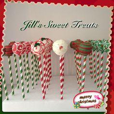 Christmas cake pops #cake #cakepops #glitter #baking #fun #food #holly #foodie #winterwonderland #foodart #foodista #christmas #foodagram #foodlover #foodtography #foodforfoodie #goodies #instafood #cakeball #tasty #treats #cakebites #scroll #sweets #sweettooth #cakelove #cakepoplove #newyears  #cakeswag