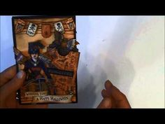 Steampunk Spells card series 3 - tutorial #graphic45 #video