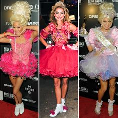 Toddlers & Tiaras Halloween Costumes