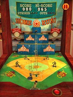 Remember the old penny arcades? Now kids can travel back in time and enjoy sports themed gaming with a vintage penny arcade feel with the new Penny Parlor app. Download here. http://bit.ly/Ir6dtI