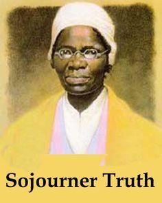 sojourner truth biography essay
