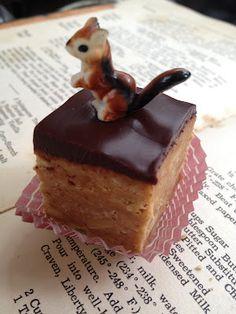 *Rook No. 17: recipes, crafts & whimsies for spreading joy*: Squirrel Nut Fudge ~ Retro Recipe (1937)