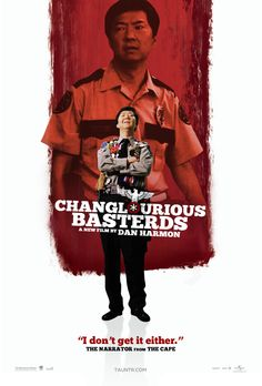Ken Jeong - now you're speaking my changuage.  F*** yeah!