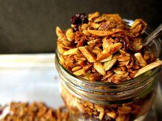 Nutty Everyday Granola gluten free, nutti everyday, everyday granola