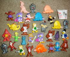 90s cereal toys- They should still exist