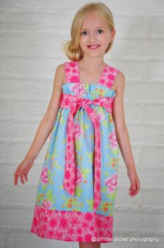 griffin garden, party dresses, dress easi, garden parties, sew pattern, parti dress, sewing patterns