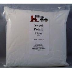 farine de patates douces / Sweet Potato Flour
