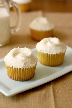 Coconut and Pineapple Cupcakes Recipe