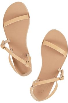 Ancient Greek Sandals|Niove leather sandals|NET-A-PORTER.COM