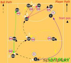 a level p.e coursework netball