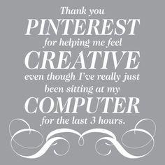 so true >> painfully so! :)