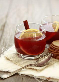 spicd pomegranate apple cider recipe