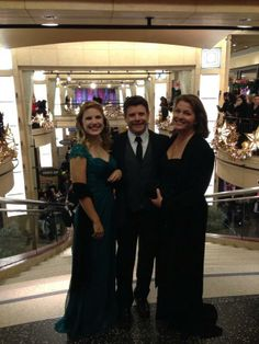 """Sean Astin - """"With My Ladies at the World Premiere of the #Hobbit"""""""
