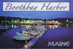 Boothbay Harbor, ME