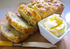 Zucchini yogurt bread