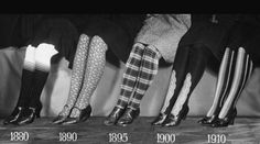 leggings through the ages