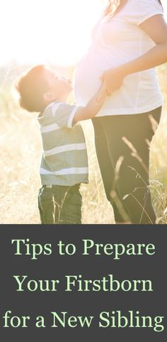 Have a new baby on the way, or thinking about it? Some helpful advice here on how to help your firstborn baby adjust to his or her new sibling!