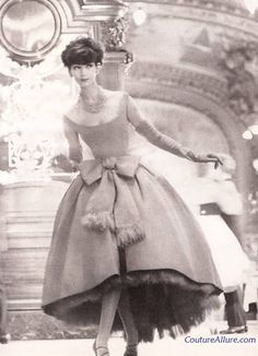 Christian Dior Spring, 1958