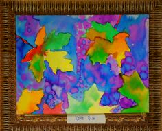 elementary fall art projects   autumn paintings...