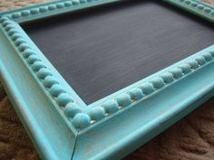 decor, project, chalkboards, chalkboard framed, crafti, frames, deco ideasspac, diy, frame crafts