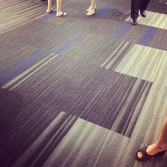 #neocon2013 shaw carpet