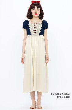 Snow White Room Wear