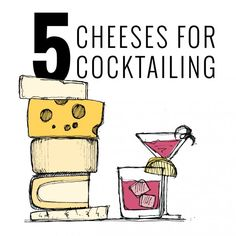 booze and cheese pairing