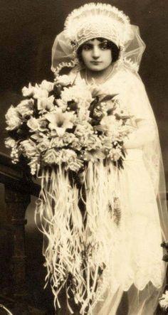 mariée photo