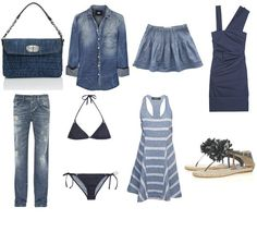 Spring Shopping: Denim RTW and Accessories From Lanvin, Miu Miu, Chloé, and D&G