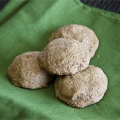 Cinnamon cookies acceptable for even the candida diet! vegan and sugar free