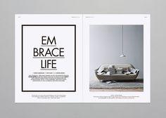 Editorial design: http://www.septemberindustry.co.uk/ by Lis Charman, via Flickr