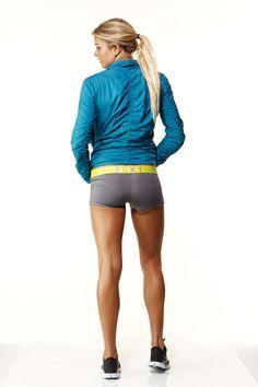#ROXYOutdoorFitness Atmosphere jacket  Hot Competition shorts