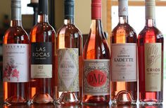 The Reverse Wine Snob: Six Fantastically Refreshing Rosé Under $12 Plus FREE SHIPPING From Marketview Liquor! A who's who list of the best dry rosé under $12 and the antidote for Post Traumatic White Zinfandel Disorder. http://www.reversewinesnob.com/2014/08/fantastically-refreshing-rose.html  #wine #winelover