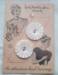 button card } lady washington