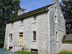 Pleasant Hill  Shaker Village  Kentucky