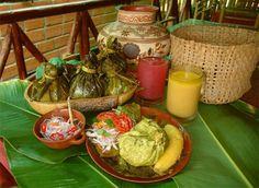Sabor a Selva.... el sabroso Juane! - PERU