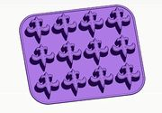 Fleur de Lis - Ice Tray and Candy Mold