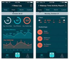 3 smart sleep-tracki