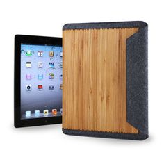 iPad Sleeve Charcoal now featured on Fab.