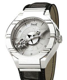 Piaget Polo Tourbillon Relatif Orbital Ref. G0A31123 White Gold.