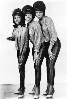 """The Dixie Cups who are probably best known for their huge hit """"Chapel of Love"""". Probably the most adorable of the Girl Groups."""